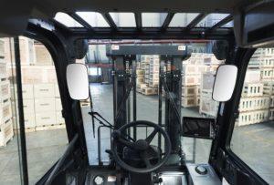 chariot diesel saint-lô