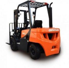 chariot diesel gx plus